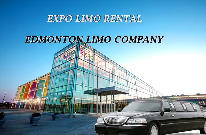 Edmonton Expo Limousine Rental