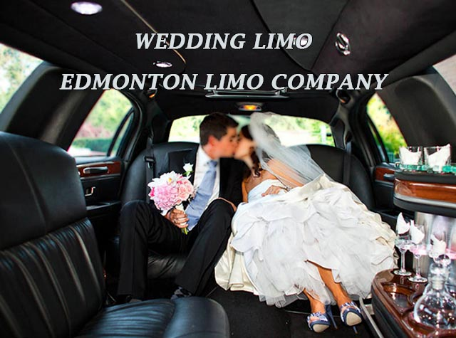 Wedding Limo Edmonton