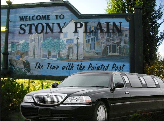 Stony Plain Limousine Rental