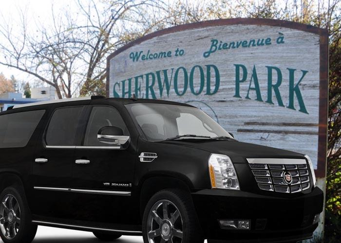 Sherwood Park Limousine Rental