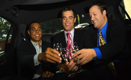 Bachelor Limousine Rental