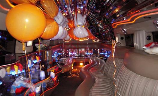 Birthday Limousine Rental