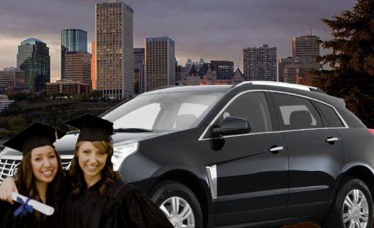 Graduation limo rental